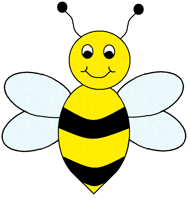Bee clipart free colorful. Bumblebee cliparts download clip