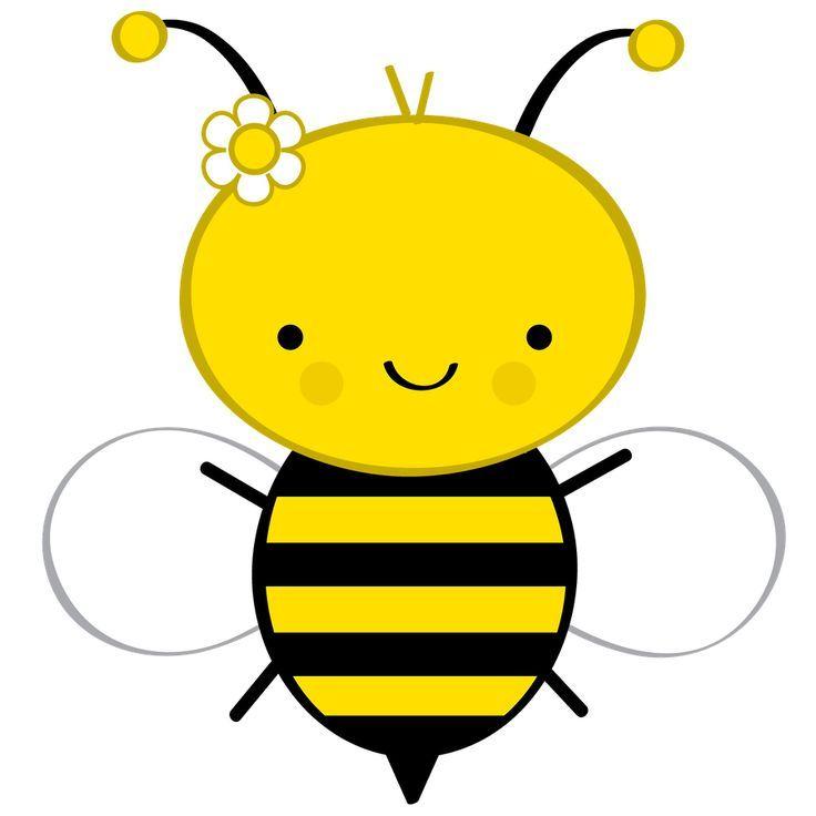 Cute honey bee.