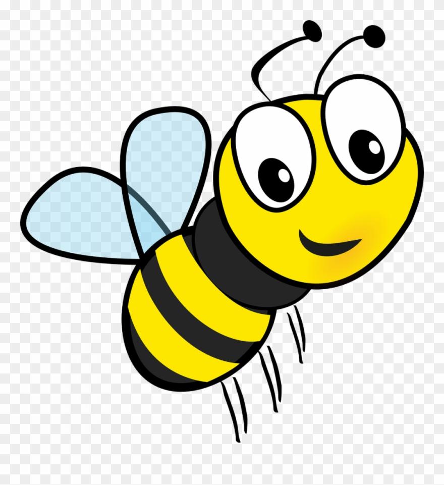 Bee clipart vector. Bees honey pinclipart