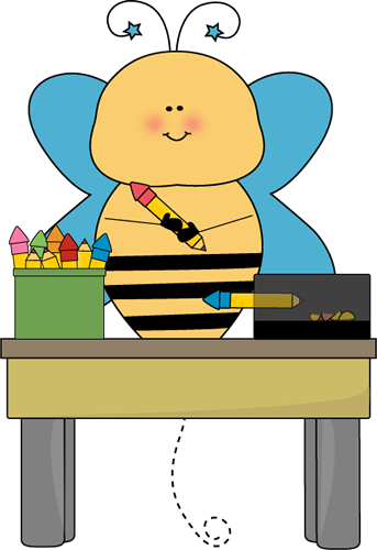 Bee clipart for.