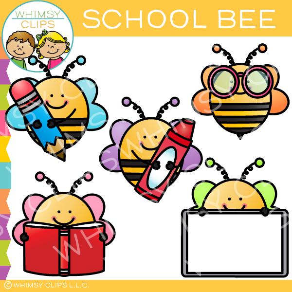 Free school bee.