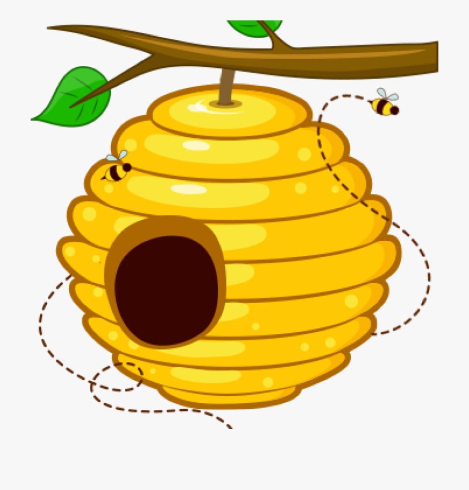 Bee hive clipart illustration. Bee hive clipart illustration. Download for free png