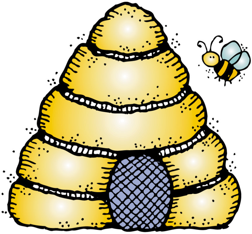 Bee hive clipart illustration. Bee hive clipart illustration. Beehive image clip art