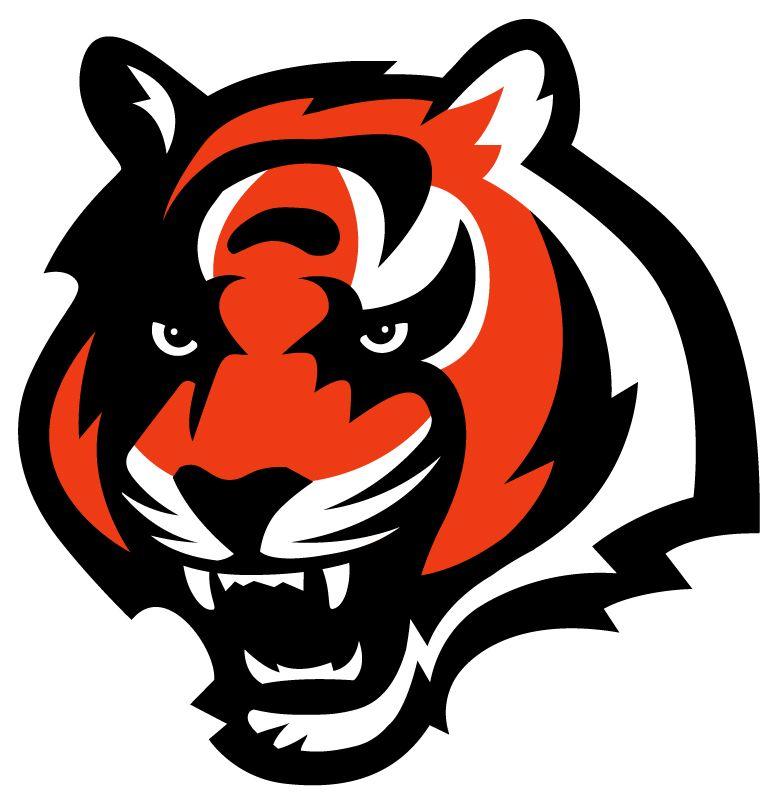 Bengals clipart stencil. Cincinnati bengal qb