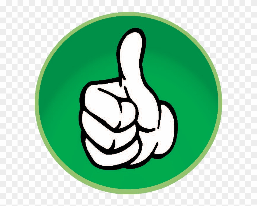 of thumbs up Clip art