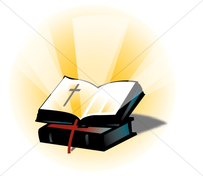 open bible clipart holy