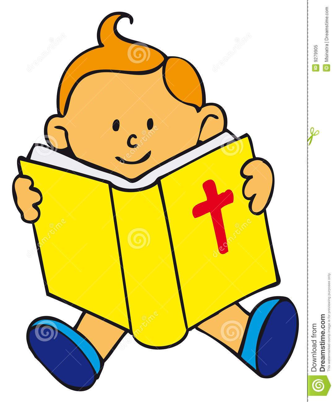 Bible clipart for kids