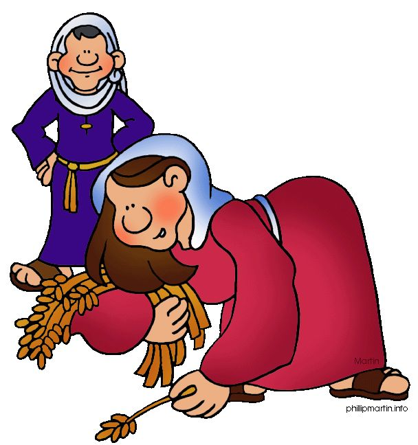 Bible characters clipart.