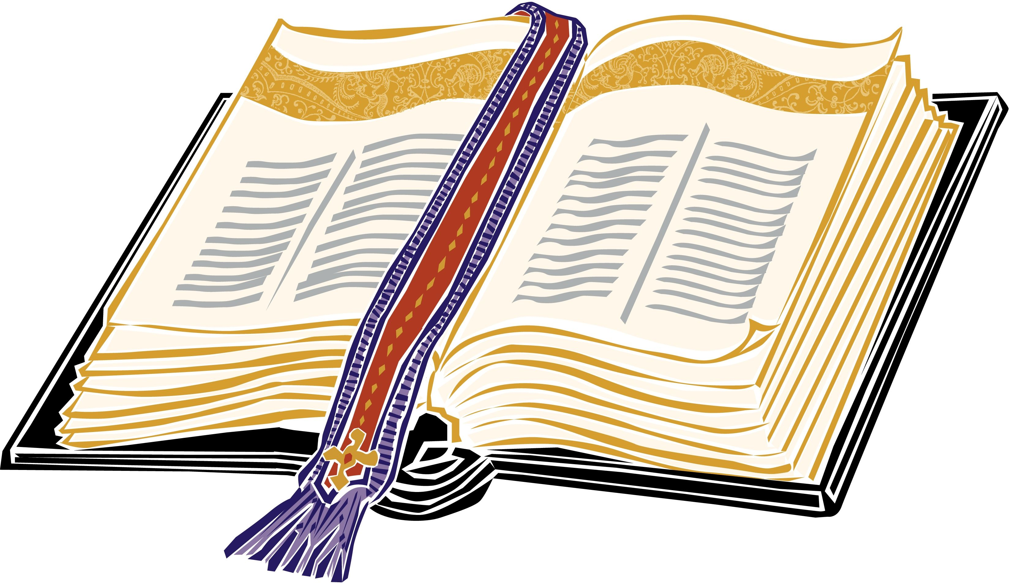 open bible clipart old testament