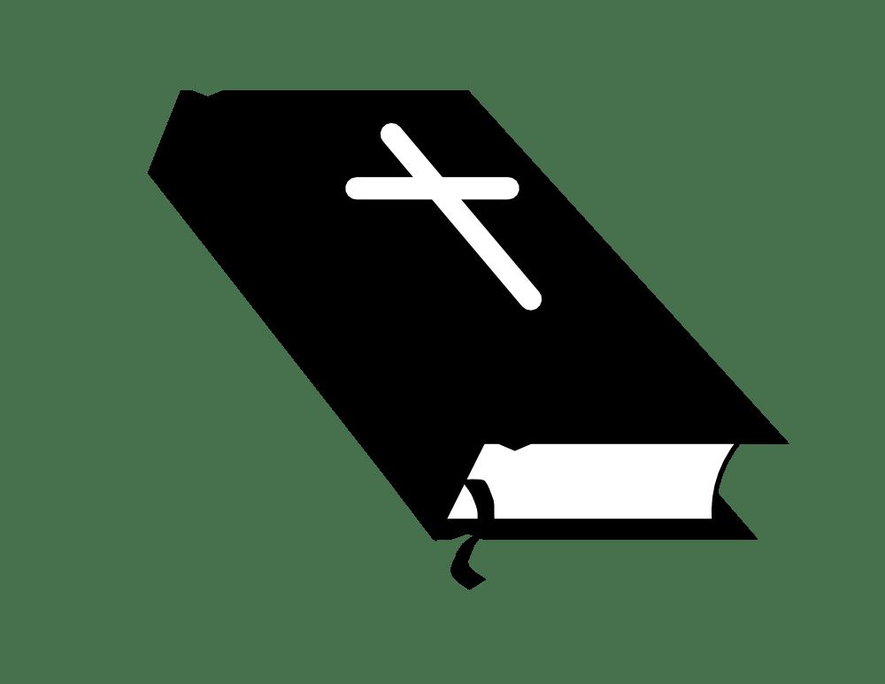 Bible clipart transparent background. Png stickpng