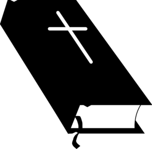Bible clip art vector bible