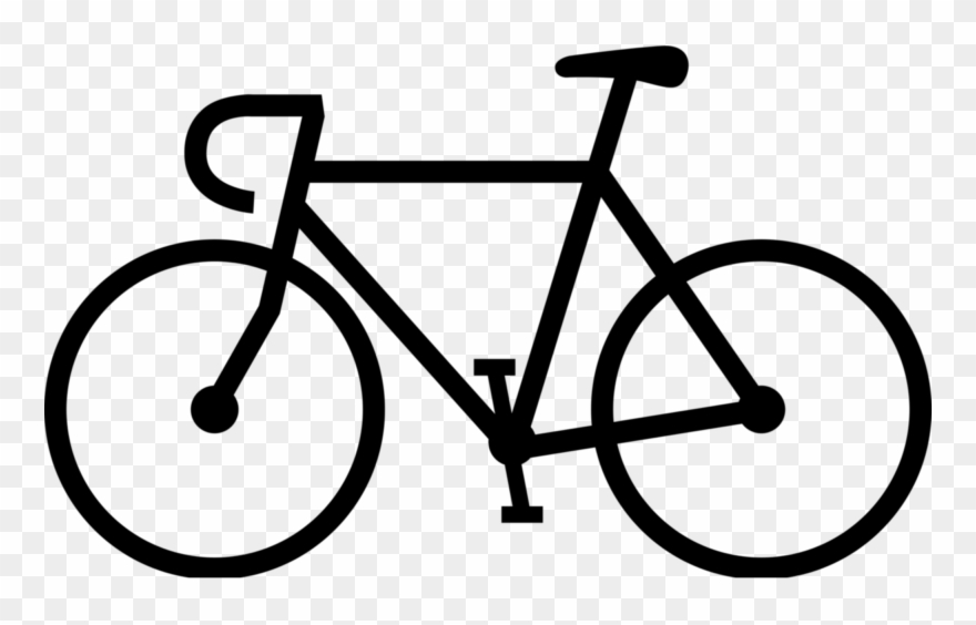 Bike Clipart Black And White Images Free Download