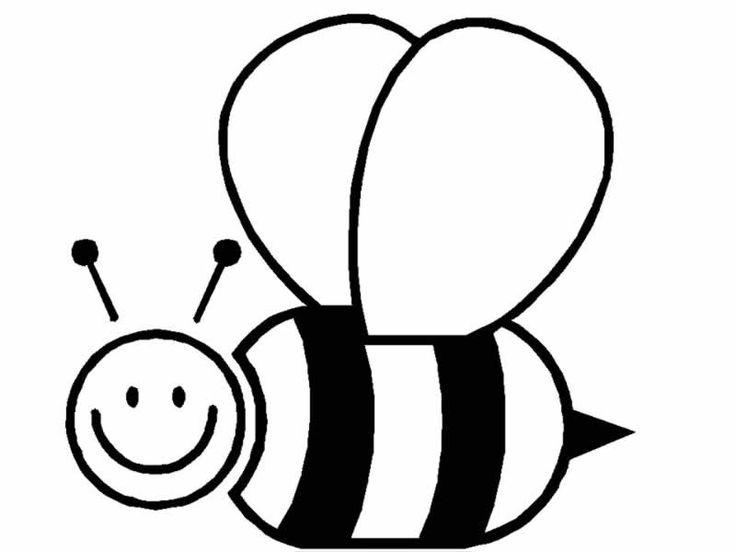 Biene clipart. Download free png schwarz