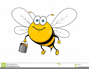 Biene clipart. Free images at clker