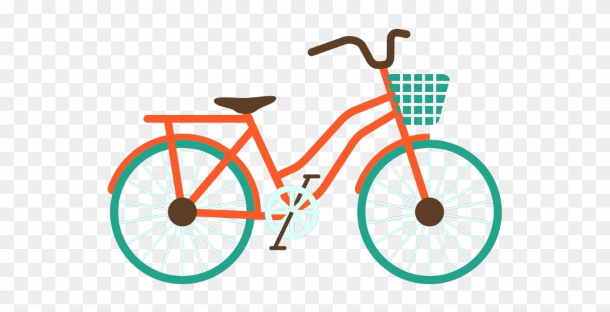 bicycle clipart transparent background