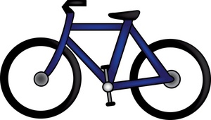 bicycle clipart animated