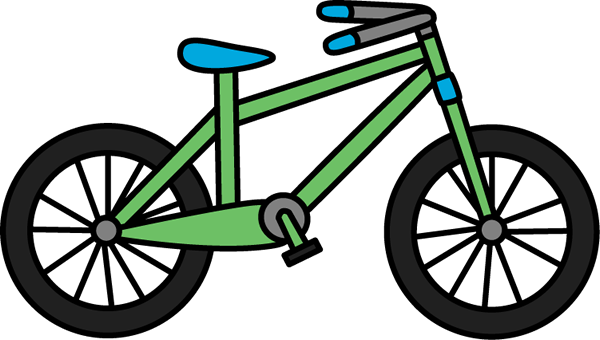 Green bicycle sports.