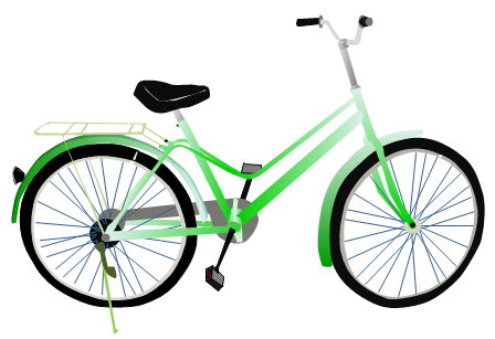 Free Cartoon Bicycle Cliparts, Download Free Clip Art, Free
