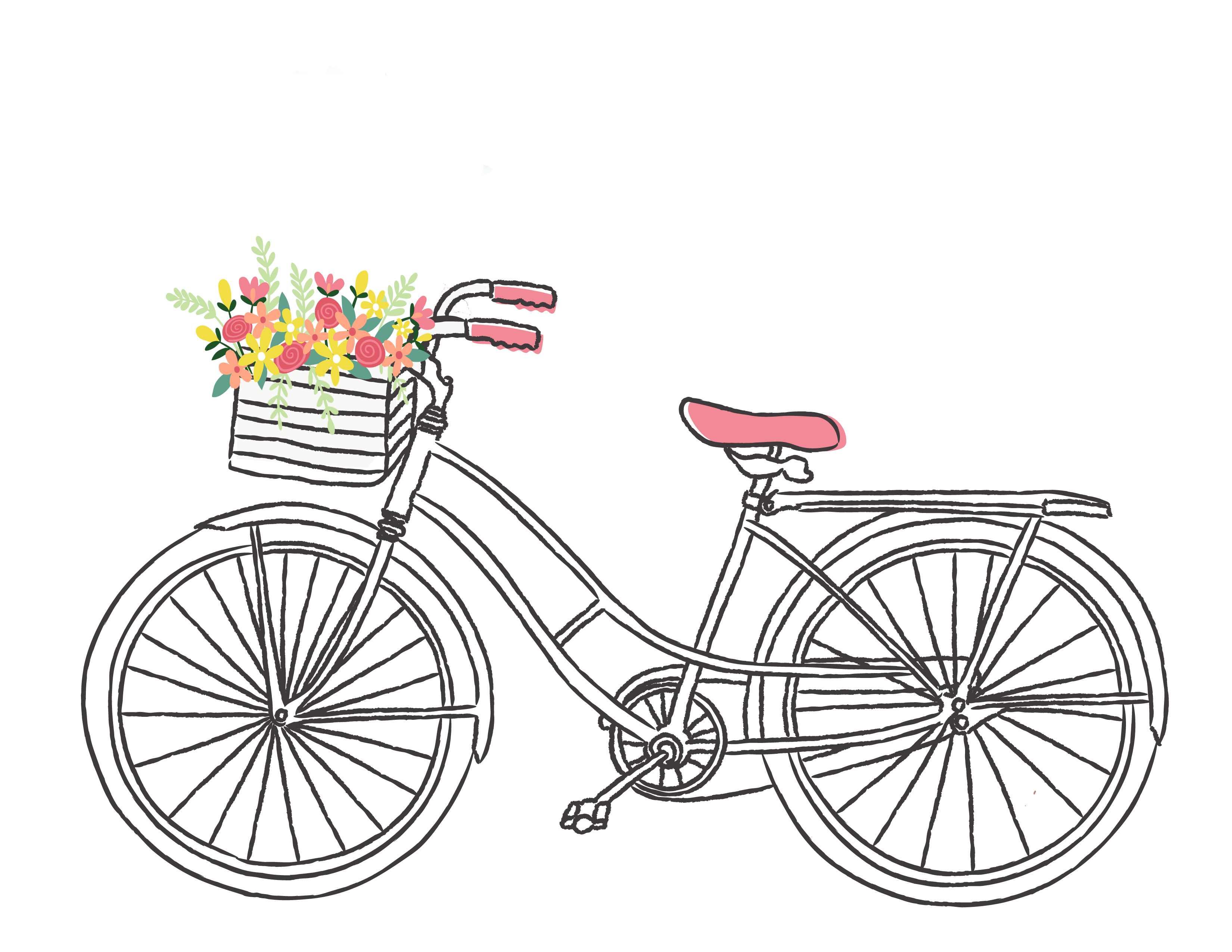 bicycle clipart french