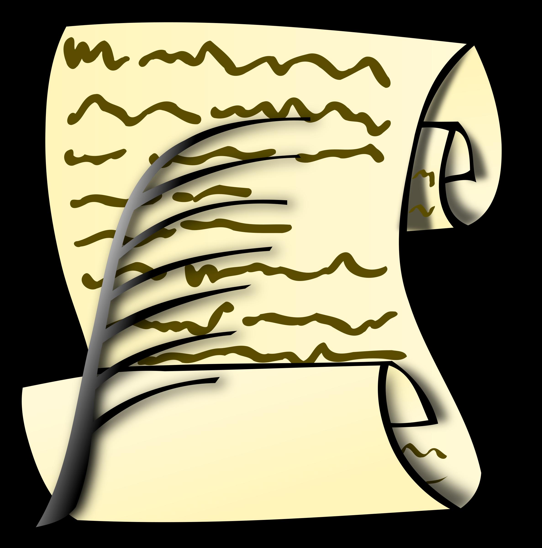 Scroll Clip Art Download