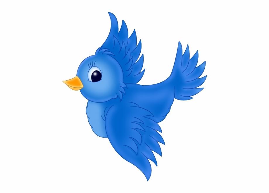 Large blue bird.