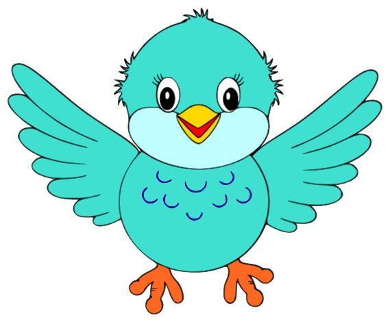 bird clipart printable