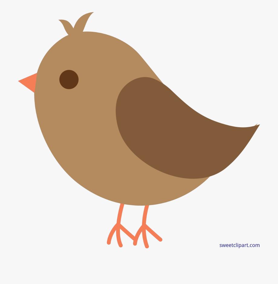Good bird brown.