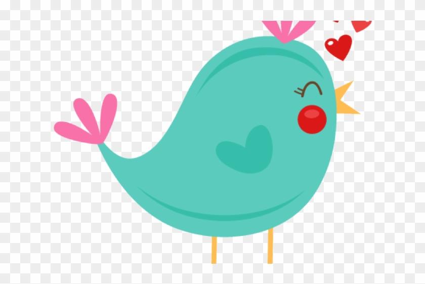 Bird clipart valentines.