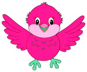 60 cute bird.