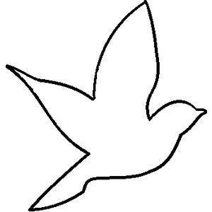 Bird outlines google.