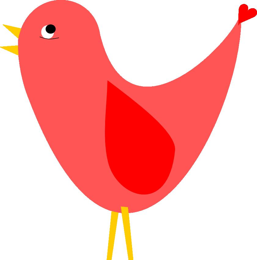 Free transparent bird.