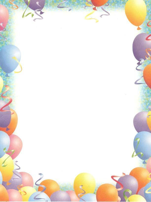 Birthday clip art.