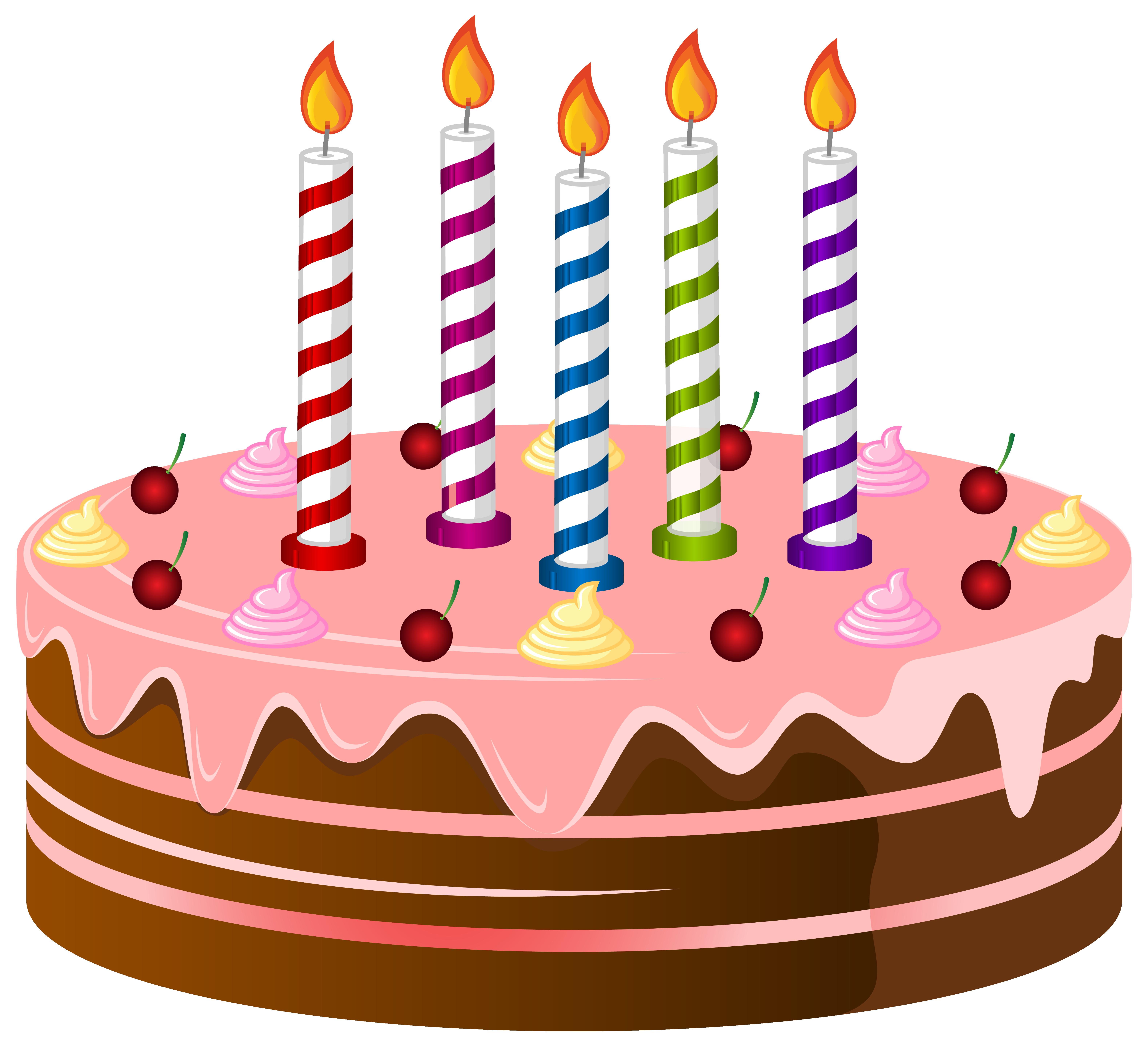 Birthday cake png.