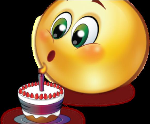 Emoji clipart birthday.