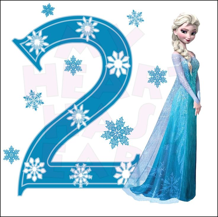 Frozen happy birthday.