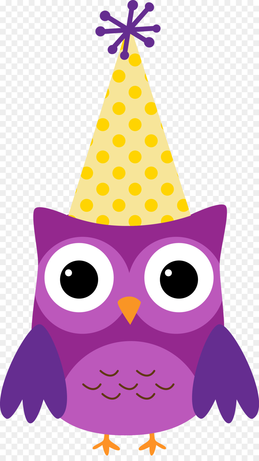 Birthday hat cartoon.