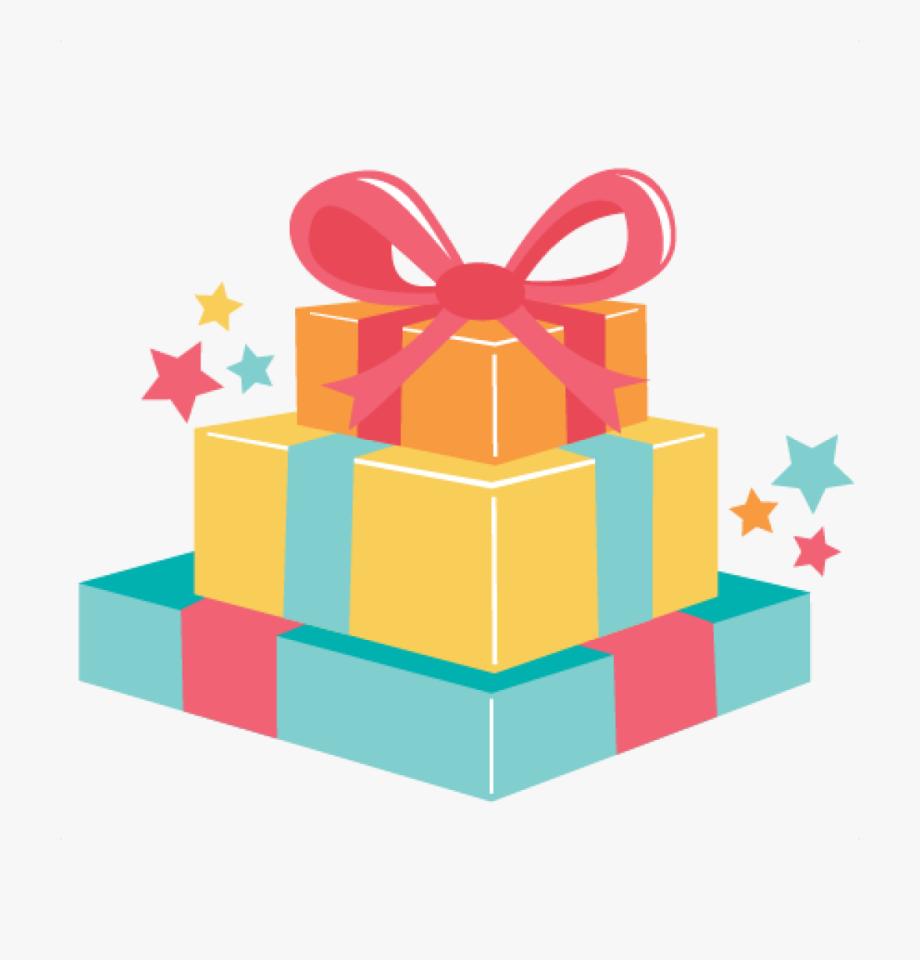 Gift clipart birthday.