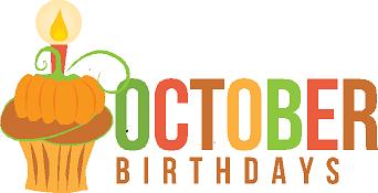 Birthday celebration oct.