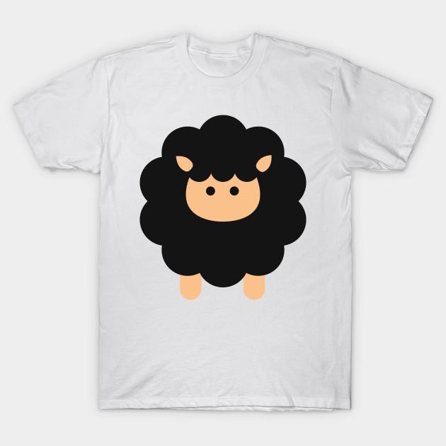 Cute Sheep, Cartoon Sheep, Baby Sheep, Black Sheep