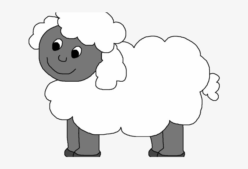 Black sheep clipart small. Lamb with