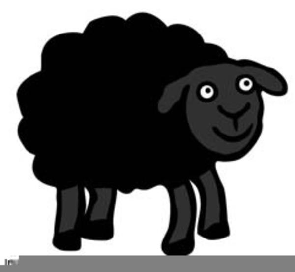 Black sheep clipart small. Ba free images at