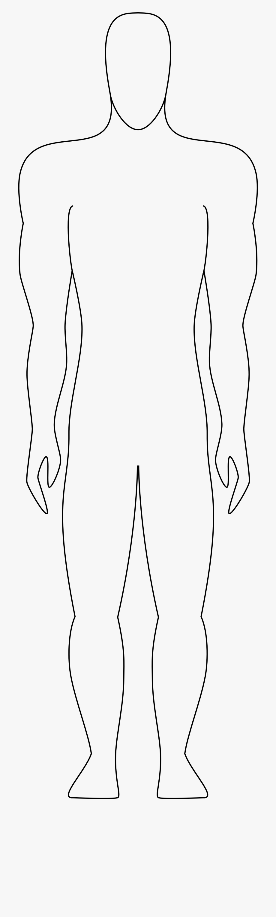 Clipart human body.