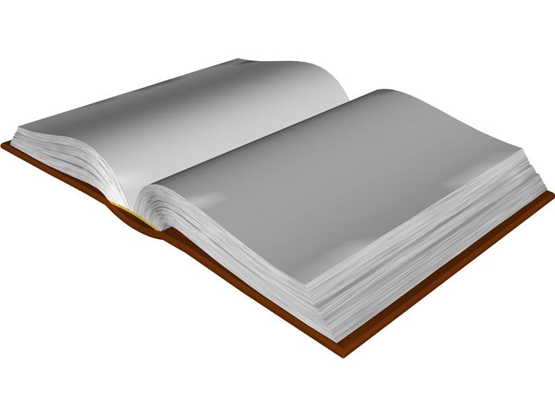 Open book model.