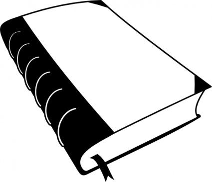 Open book clip.