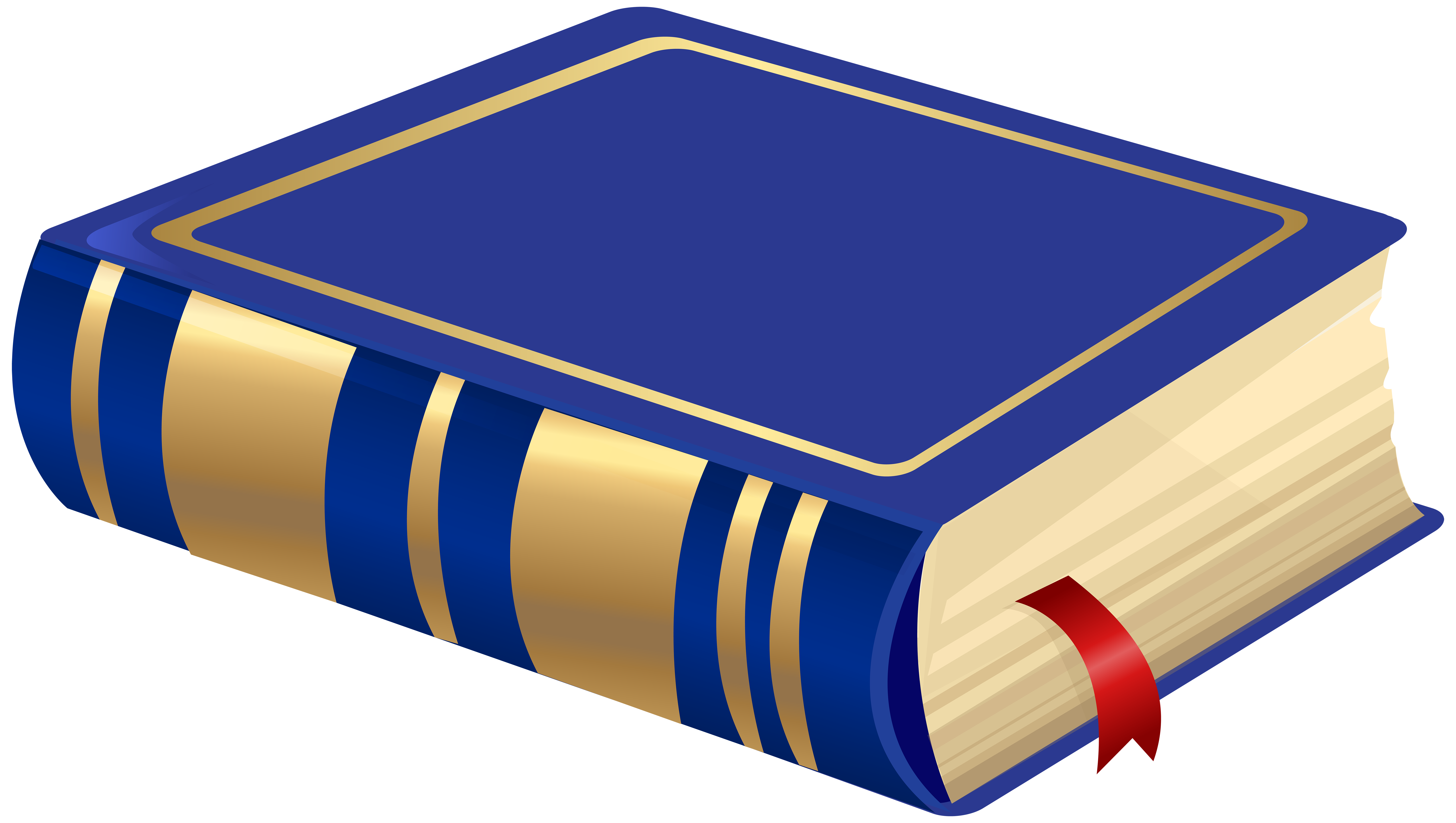 Blue book png.