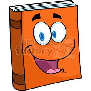 Book clipart royaltyfree.