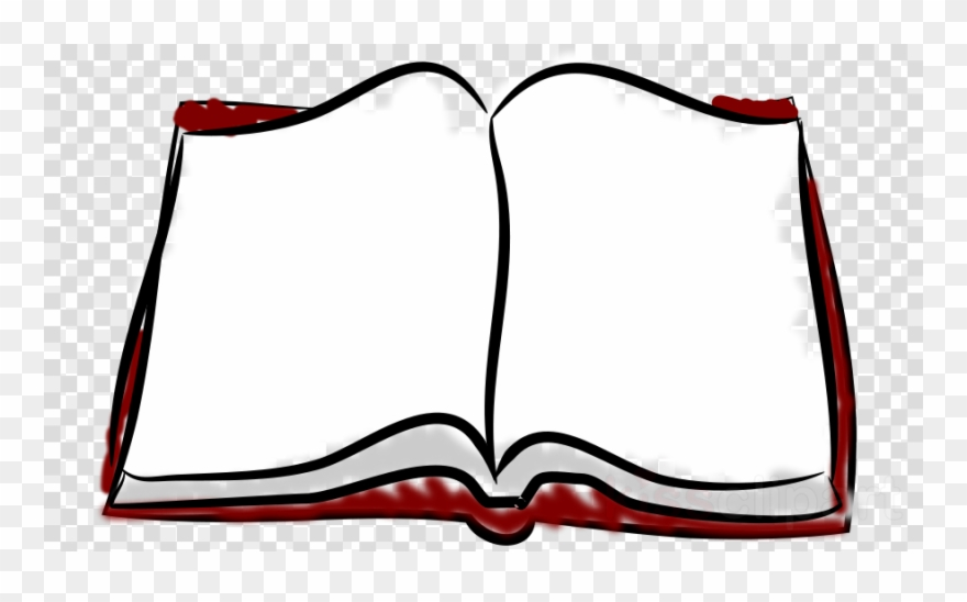 Download Open Book Transparent Clipart Clip Art Book