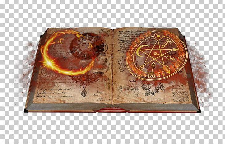 The Secret Book Of Shadows Magic Grimoire PNG, Clipart