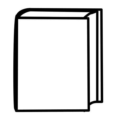 Closed Book Standing