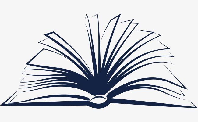 Open book .